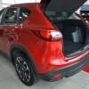 Новый дизайн накладки на задний бампер Mazda CX-5