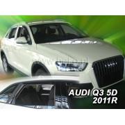 Дефлекторы боковых окон Heko для Audi Q3 (2011-)