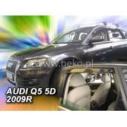 Дефлекторы боковых окон Heko для Audi Q5 (2009-)