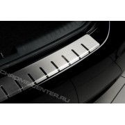 Накладка на задний бампер VW JETTA 5 (2005-2010)
