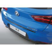 Накладка на задний бампер (RGM, RBP869) BMW X2 F39 (2018-)