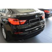 Накладка на задний бампер BMW X4 F26 (2014-)