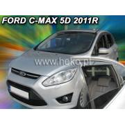Дефлекторы боковых окон Heko для Ford С-Max (2011-)