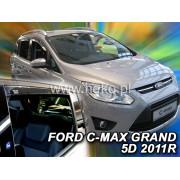 Дефлекторы боковых окон Heko для Ford Grand С-Max (2011-)