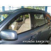 Дефлекторы боковых окон Heko для Hyundai Santa Fe (2000-2006)
