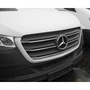 Накладки на решетку радиатора Mercedes Sprinter W907 (2018-)