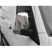 Накладки на зеркала Mercedes Sprinter W907 (2018-)