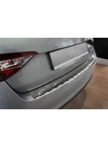 Накладка на задний бампер Skoda Superb III Sedan 4D (2015-)