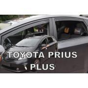 Дефлекторы боковых окон Team Heko для Toyota Prius Plus (2011-2016)
