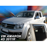 Дефлекторы боковых окон Heko для Volkswagen Amarok (2009-)