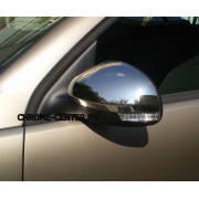 Накладки на зеркала (нерж. сталь) VW Tiguan