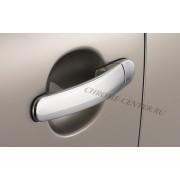 Накладки на дверные ручки (нерж.сталь) VW Tiguan
